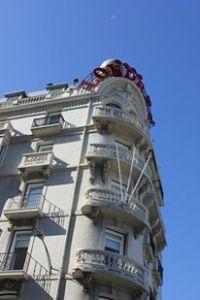 Hotel Londres on Paseo de la Concha