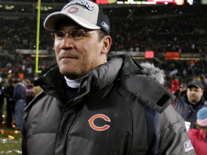 Rivera as Bears Defensive Coordinator